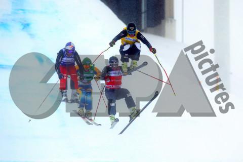FREE STYLE - FIS WC Val Thorens, Skicross, Herren