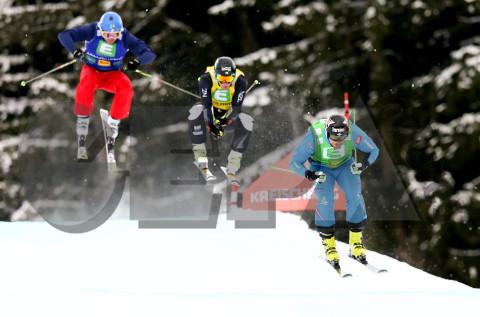 FREE STYLE - FIS WC Kreischberg, Ski Cross, Herren